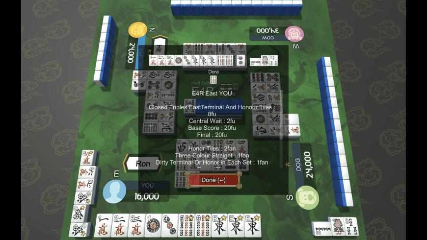 Mahjong Demon 2 for Mac - review, screenshots