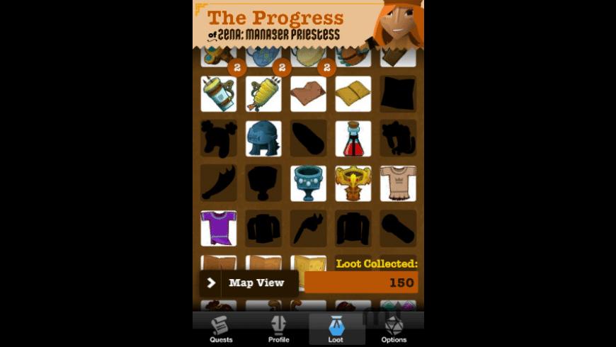EpicWin for Mac - review, screenshots