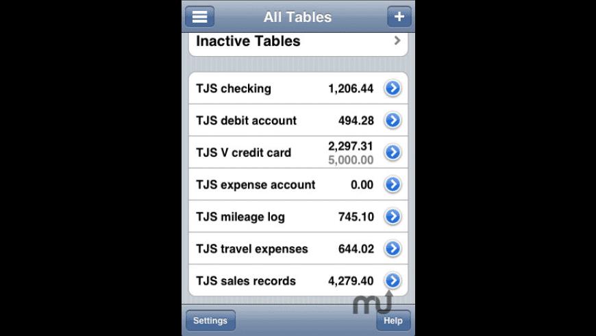 RunningTotal for Mac - review, screenshots