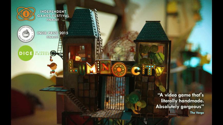 Lumino City for Mac - review, screenshots