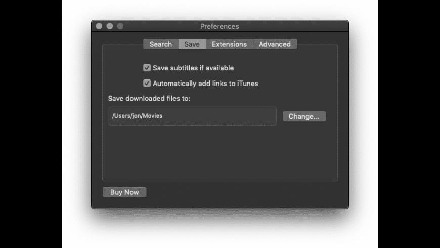 MovieSherlock for Mac - review, screenshots