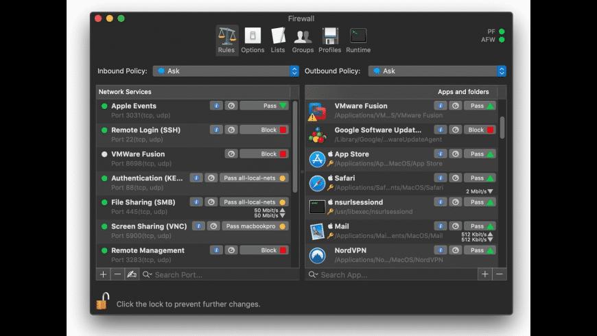 Scudo for Mac - review, screenshots