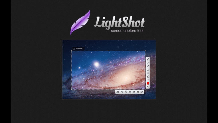 Lightshot Screenshot for Mac - review, screenshots