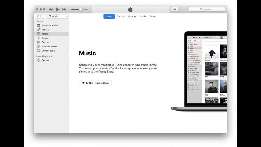 iTunes for Mac - review, screenshots