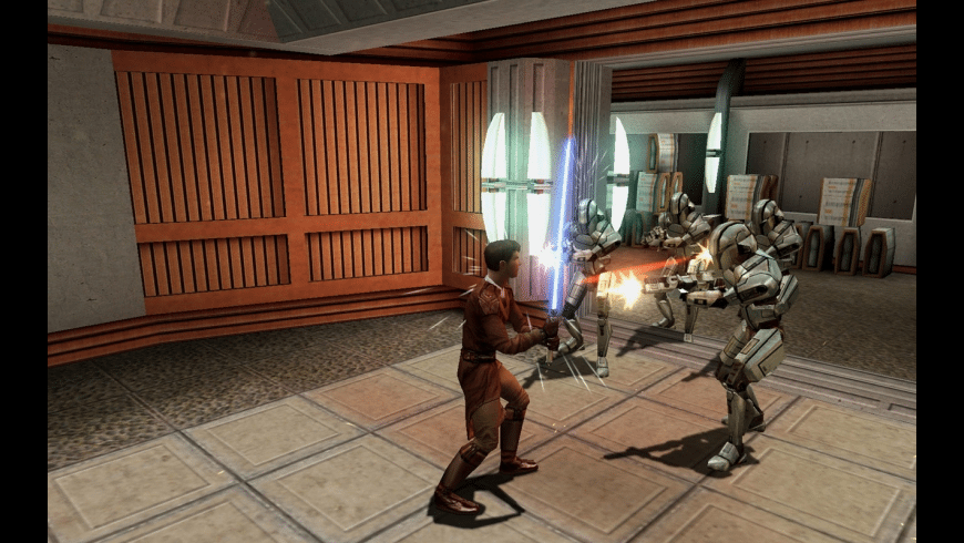 Star Wars: Knights of the Old Republic for Mac - review, screenshots