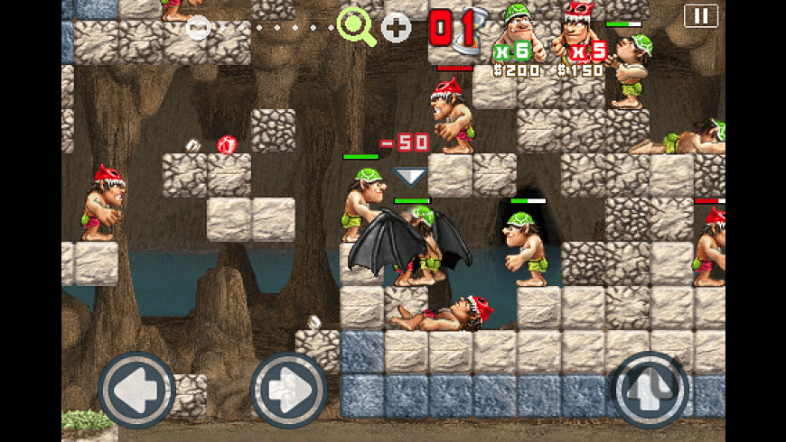 Stone Wars for Mac - review, screenshots