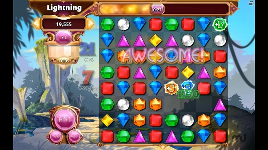 Bejeweled 3 for Mac - review, screenshots