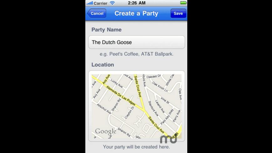 MessageParty for Mac - review, screenshots
