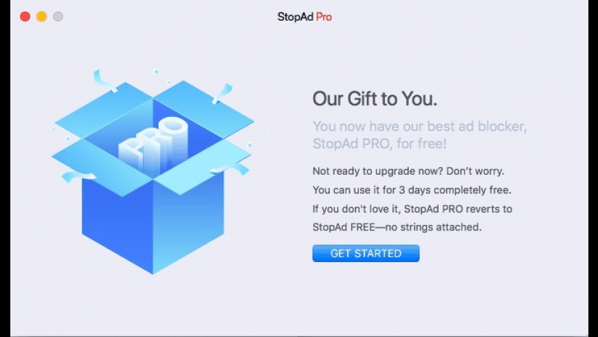 StopAd for Mac - review, screenshots
