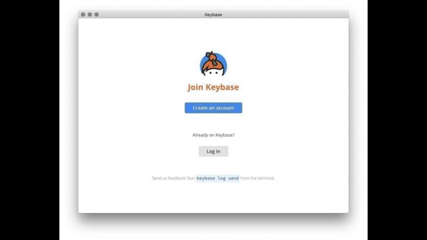 Keybase for Mac - review, screenshots