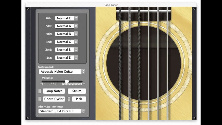 Guitar Shed for Mac - review, screenshots