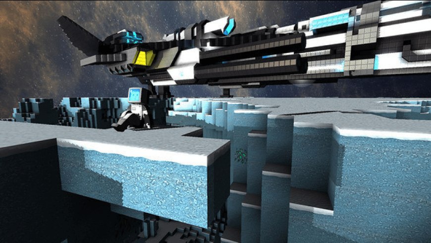 StarMade for Mac - review, screenshots