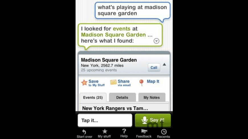 Siri Assistant for Mac - review, screenshots