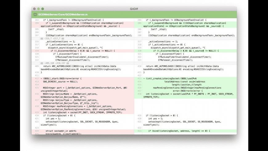 GitUp for Mac - review, screenshots
