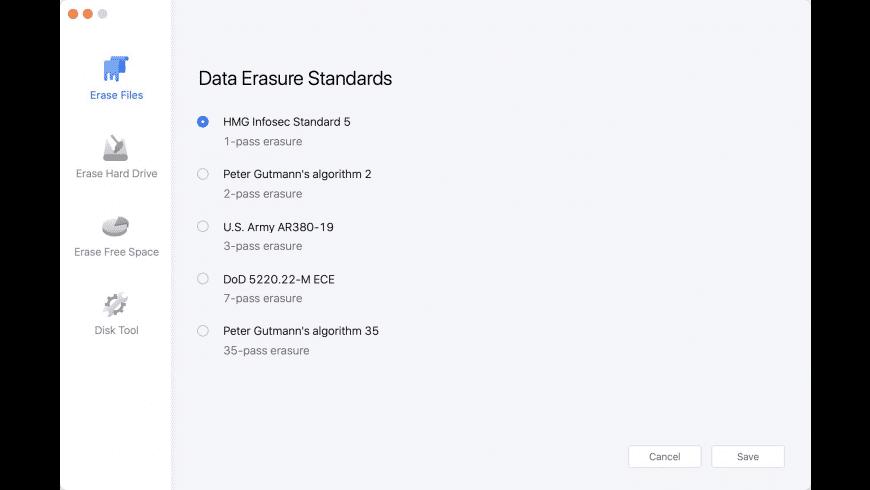 TS DataWiper for Mac - review, screenshots