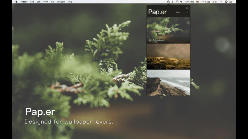 Pap.er for Mac - review, screenshots
