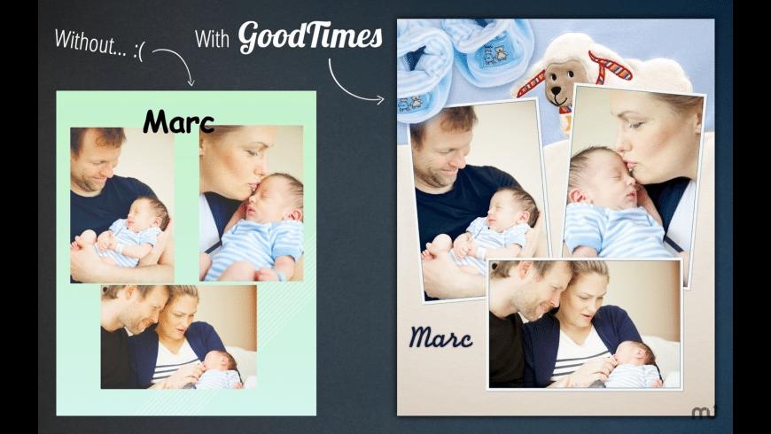 GoodTimes Lite for Mac - review, screenshots