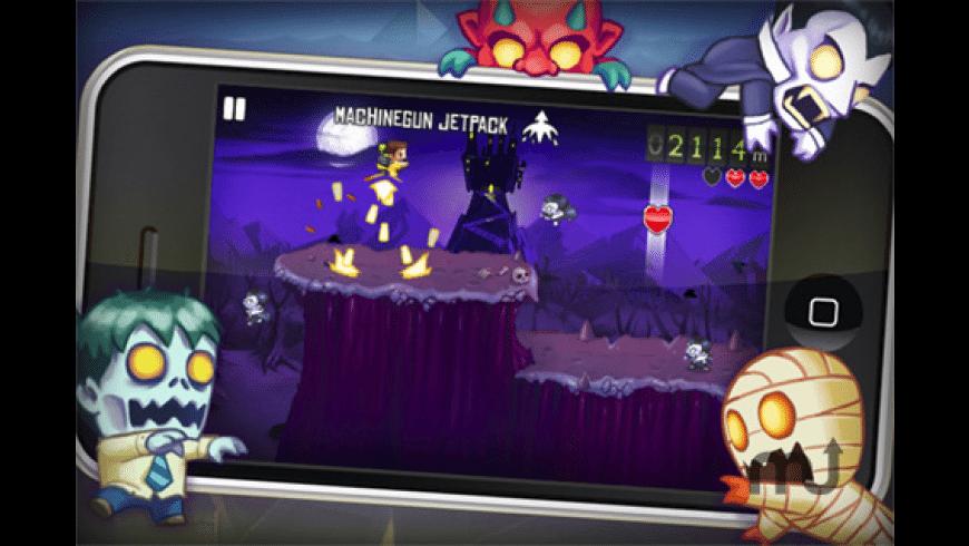 Monster Dash for Mac - review, screenshots