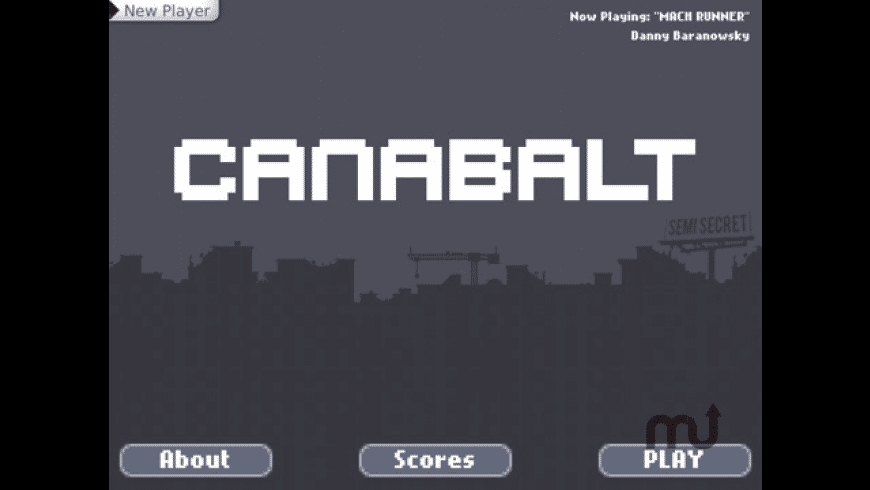 Canabalt for Mac - review, screenshots