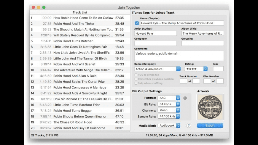 Join Together for Mac - review, screenshots