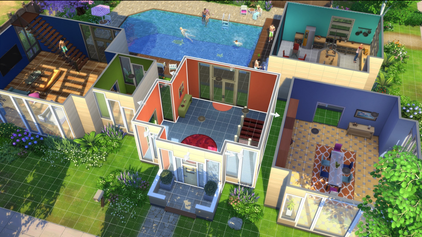 Sims 4 for Mac - review, screenshots