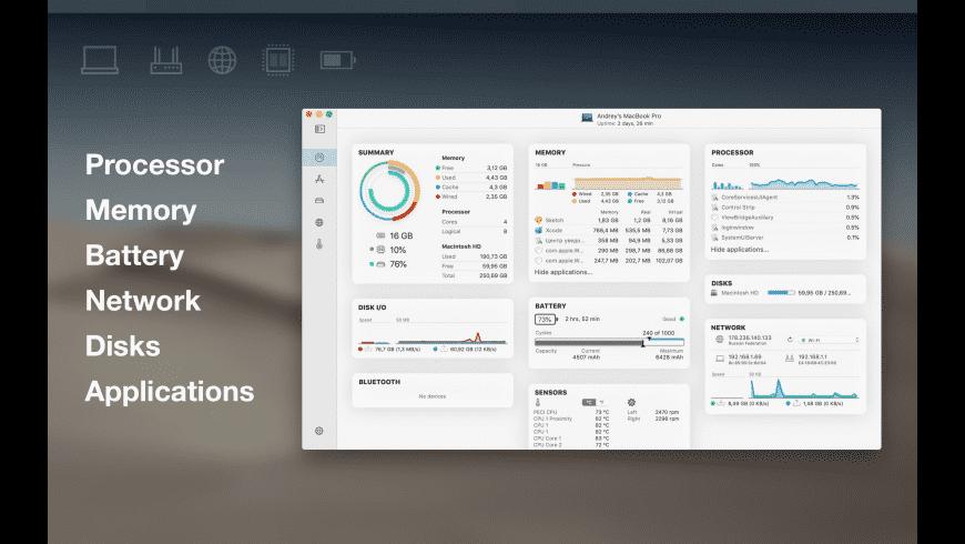 iStatistica Pro for Mac - review, screenshots