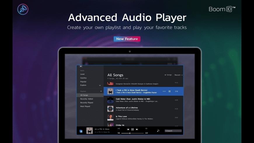 Boom 3D for Mac - review, screenshots