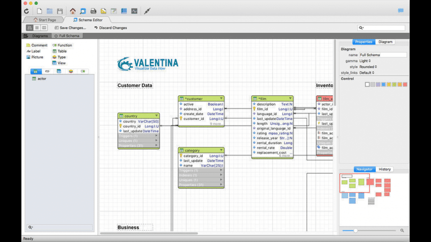 Valentina Studio for Mac - review, screenshots