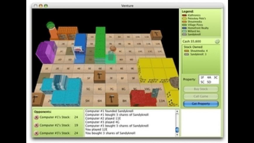 Venture for Mac - review, screenshots
