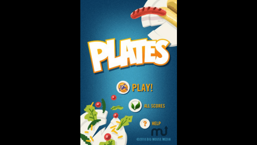 Plates! for Mac - review, screenshots