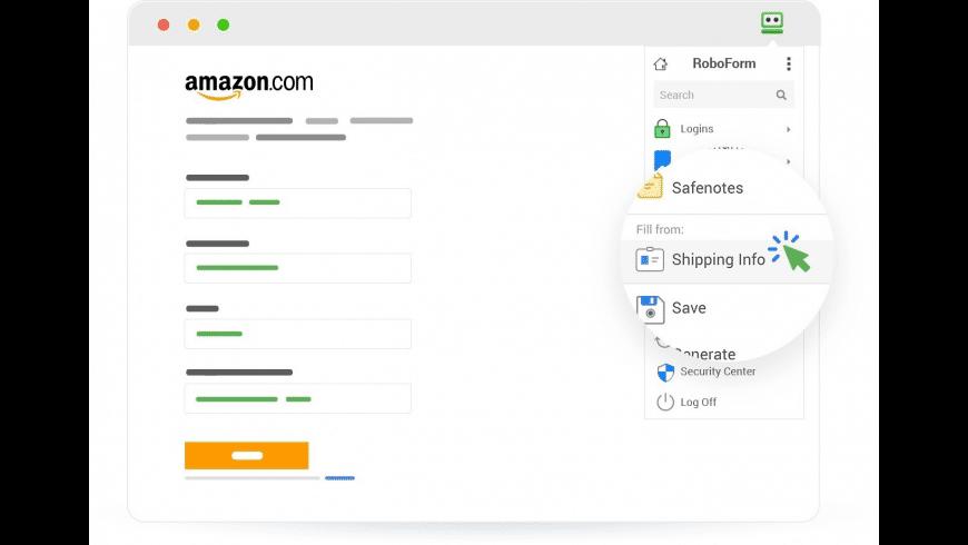 RoboForm for Mac - review, screenshots