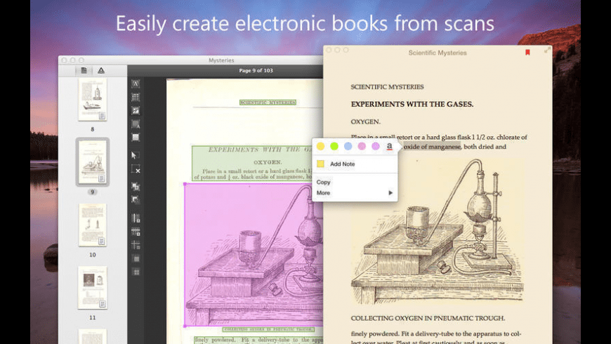 FineReader OCR Pro for Mac - review, screenshots