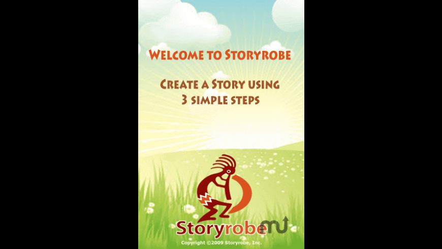 Storyrobe for Mac - review, screenshots