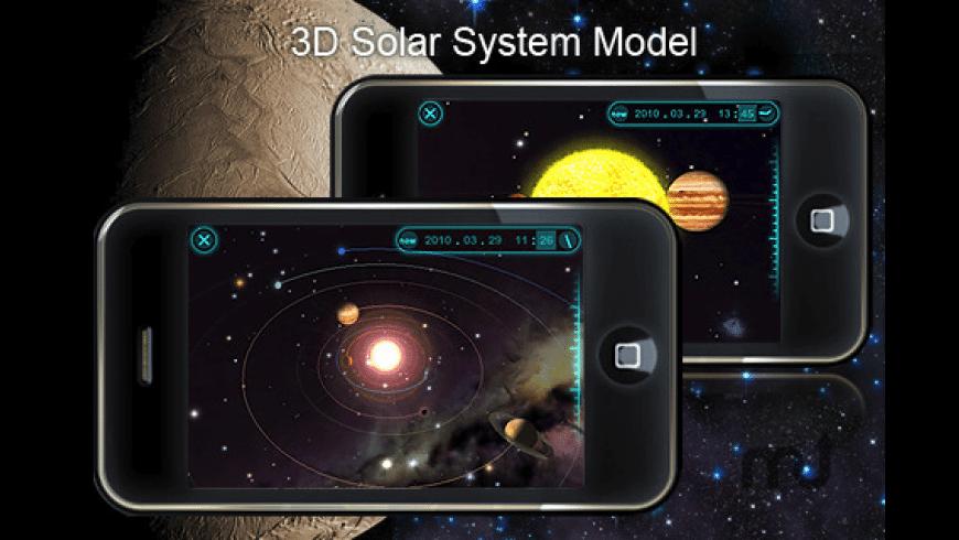 Solar Walk for Mac - review, screenshots