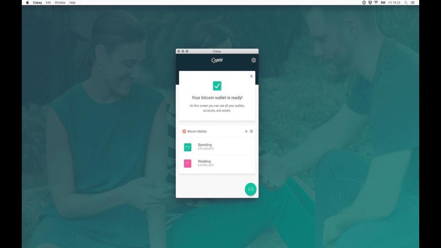 Copay for Mac - review, screenshots