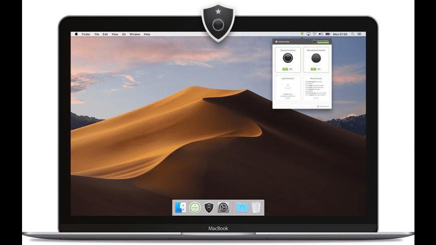 Camera Guard for Mac - review, screenshots