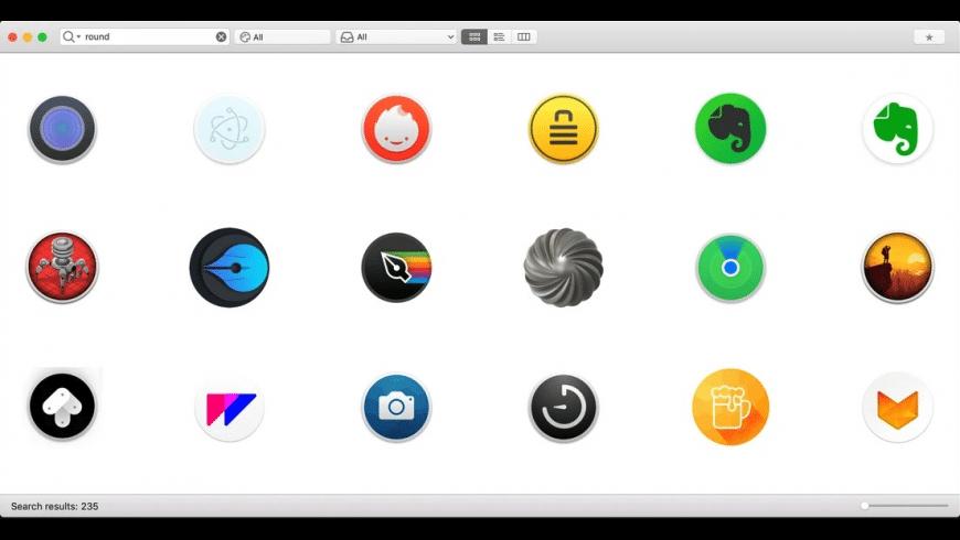 IconBook for Mac - review, screenshots