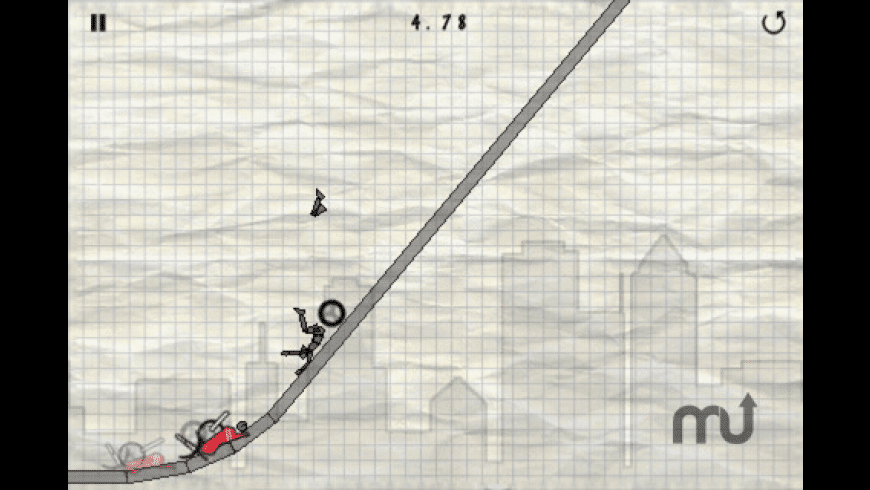 Stick Stunt Biker for Mac - review, screenshots