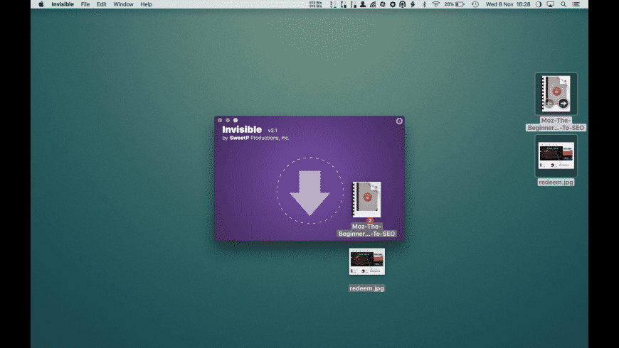 Invisible for Mac - review, screenshots