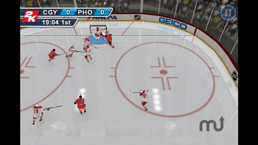 2K Sports NHL 2K11 for Mac - review, screenshots