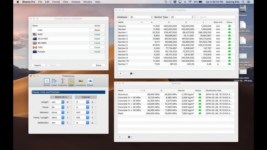 iBeams Pro for Mac - review, screenshots