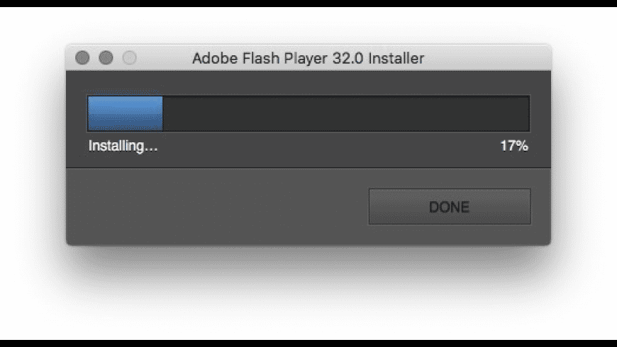 Adobe Flash Player for Mac - review, screenshots
