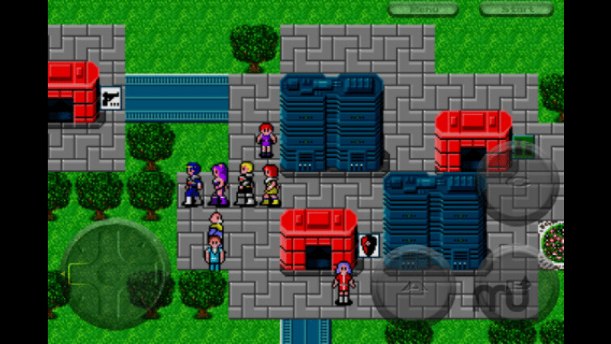 Phantasy Star II for Mac - review, screenshots