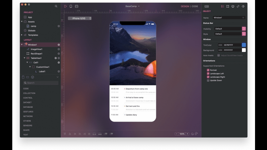 Creo for Mac - review, screenshots