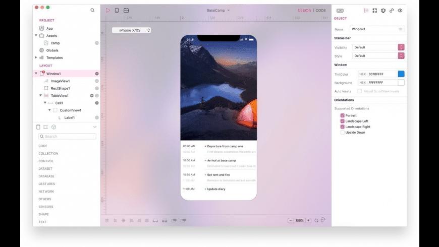 Creo for Mac - review, screenshots