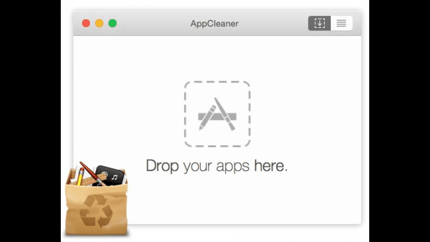AppCleaner for Mac - review, screenshots