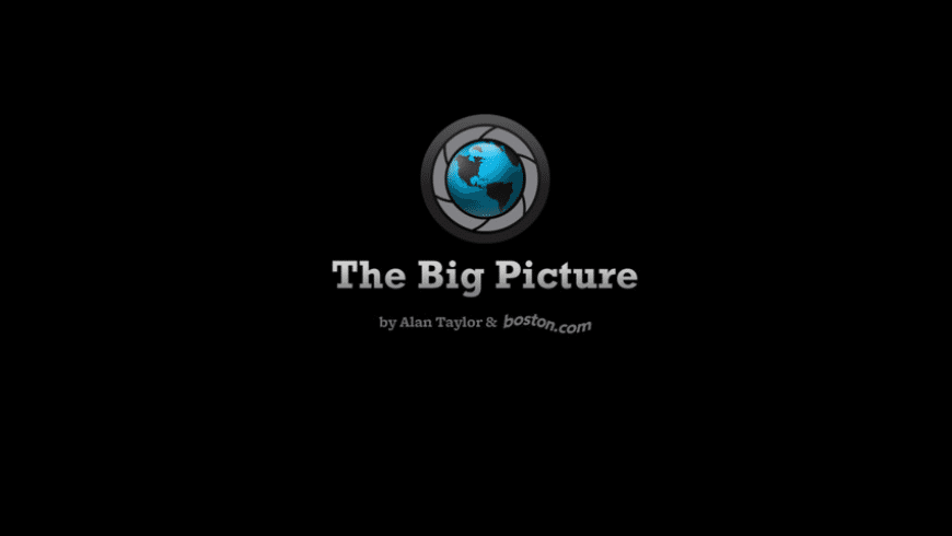 The Big Picture from Boston.com for Mac - review, screenshots