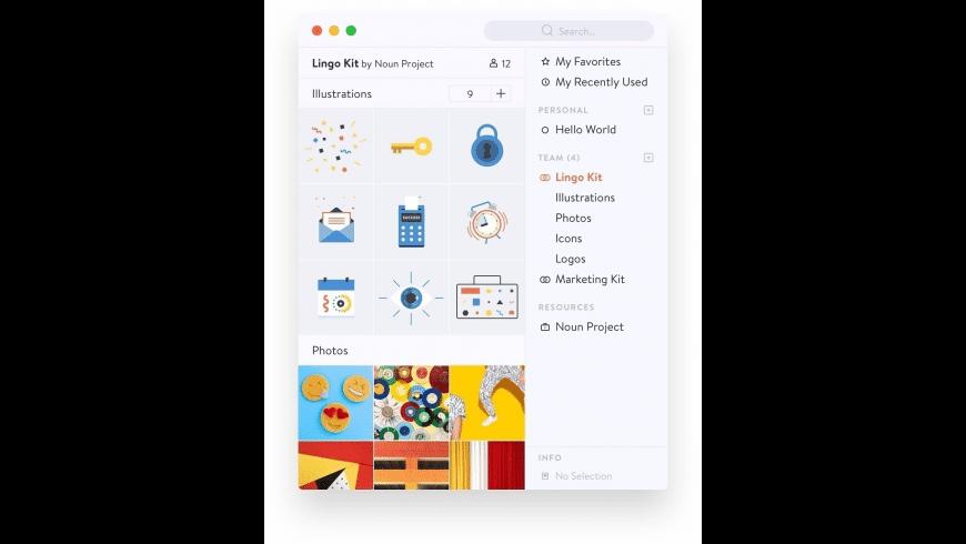 Lingo for Mac - review, screenshots
