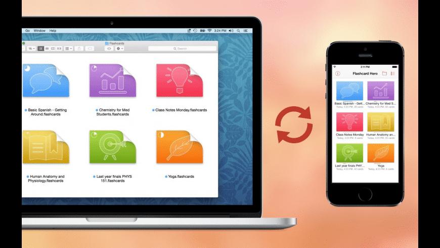 Flashcard Hero for Mac - review, screenshots