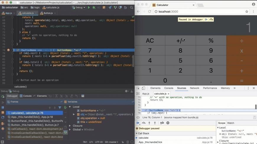 WebStorm for Mac - review, screenshots